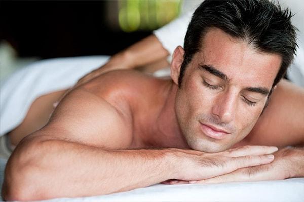 ONLY SKIN Wellness Massage Sport Ruecken