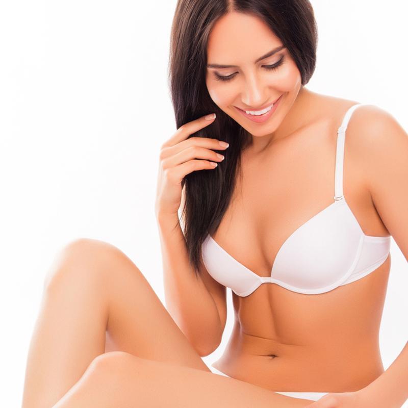 Dauerhafte Haarentfernung An Brust Und Bauchline Bei Frauen
