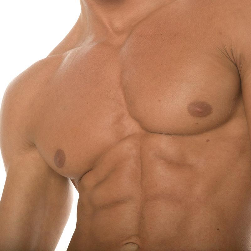 ONLY SKIN Haarentfernung Mann Brust Bauch