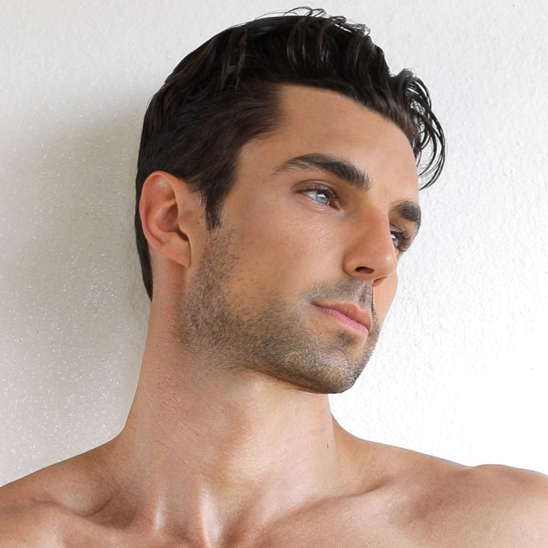 ONLY SKIN Haarentfernung Mann Gesicht